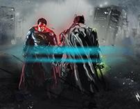 Batman vs Superman study