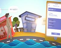 2014 Promo for Cardmobili app