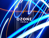 OZONE VODKA Limited Night Party Edition