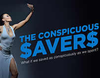 Sanlam 'Conspicuous Savers' Campaign