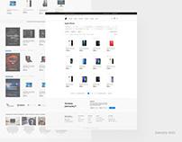 Концепция интернет-магазина электроники
