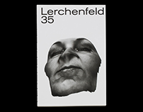 »Lerchenfeld« magazin issue 35 and 36