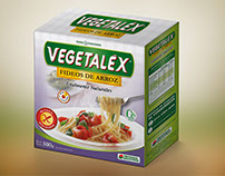 Vegetalex - Rice noodles