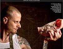 Revista Alfa • Nose to Tail