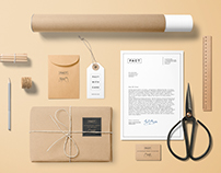 Pact Packaging Co - Branding Mockups