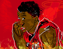 Miami Heat Hassan Whiteside
