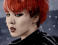 [Drawing] G-Dragon - Monster