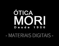 Materiais Digitais Ótica Mori