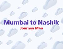 Mumbai To Nashik | Journey Map