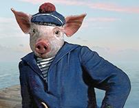 Bruce Emmett - Animals