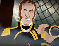 Animaciones Lord Cochrane