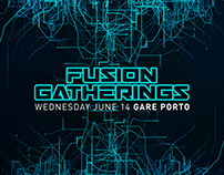 Fusion Gatherings: Hellquist, Gare Porto