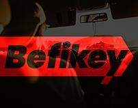 Befikey Branding 2018