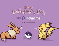 Poke Valentine