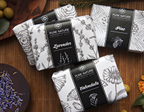 Handmade Soap PURE NATURE