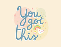 You got this - Free wallpapers