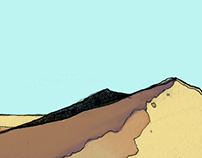 Two Cartoons - Horizon Approaching | Cover Art