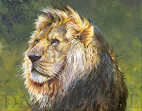 Wildlife paintings 1 - Panthera genre