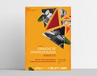 Jornadas de Etnomusicologia II ed. | Identidade Visual
