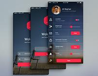 OS8 Style Phone 6 Plus Quality App UI | Free PSD