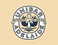 Unibar Adelaide Logo Design
