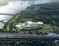 郑东水上运动中心