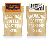 Salvador Coffee Roasters