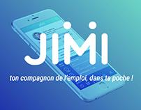Com digitale et créative pour App innovante (+UX/UI)