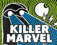 KILLER MARVEL - Y & SABIR