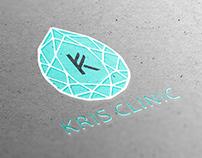 Kris Clinic logotype design