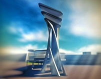 ATC Tower, Oran