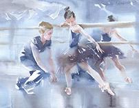 Ballet class I