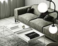 Gray minimalism