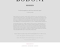 Typography Explorations