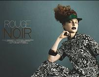 Lucy's Magazine Vol. 15 Cover + Fashion Editorial