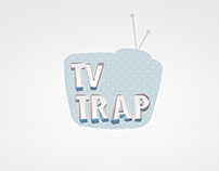 TV Trap logo tasarımı