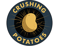 Crushing Potatoes Logo