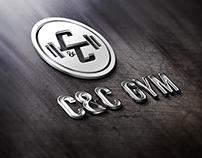 C&C GYM Logo Design