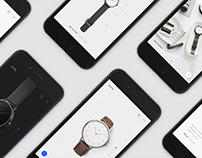 Verk Watches - Website