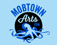 Mobtown Arts Logo
