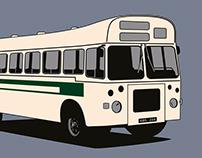 Retro Kenya Bus