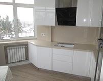 Кухонная столешница, стеновые, подоконник TriStone S102