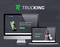 Trucking | Landing Page