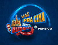 Viagem de Premiação Incentivo Rumo à Rússia - PEPSICO