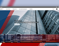Call Center - Corporate Company Website - Homepage