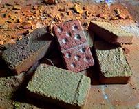 Cement dominos