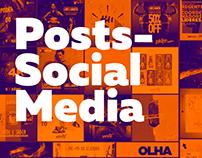 Posts - Social Media
