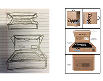 Zappos.com box product design concept
