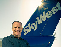 SkyWest Airlines Portraits