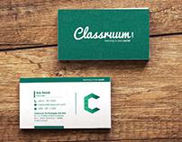 Business card : Classruum.com